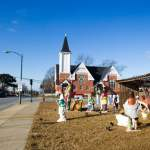 Iowa Community Divided Over Nativity Scene on Courthouse Lawn