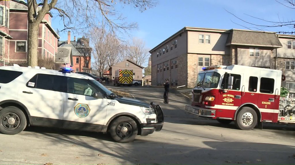 Sherman Hill Neighborhood Reacts as Police Investigate Suspicious Death 2