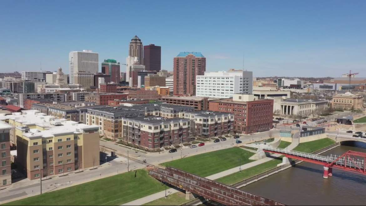 Des Moines City Buildings Opening, COVID-19 Restrictions Easing