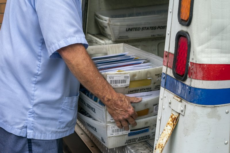 Report: Post Office Warns 46 States About Mail Voting Delays