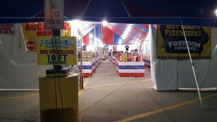 Handguns, fireworks freedoms bring July joy to Iowa patriots 5