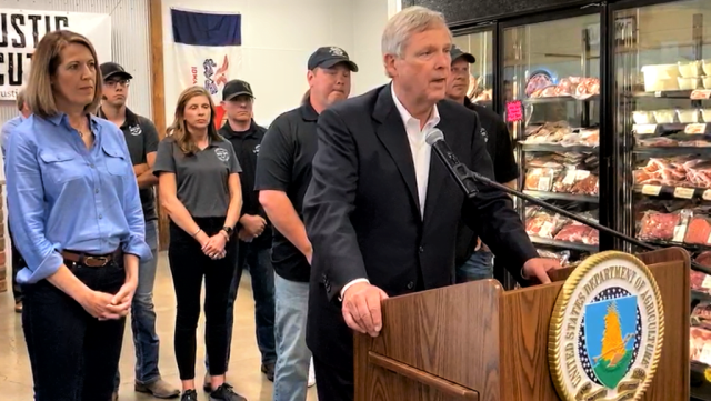 Vilsack in Iowa: USDA will offer $655M to smaller meatpackers in bid to add competition 2