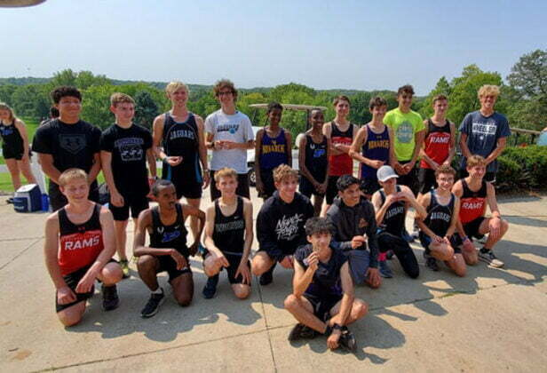 Several medalists for Perry cross country at Greene County meet 2