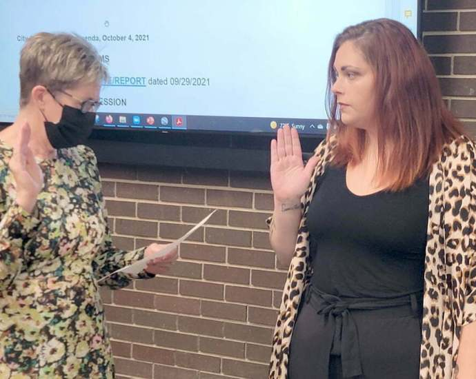 New member appointed to council 3