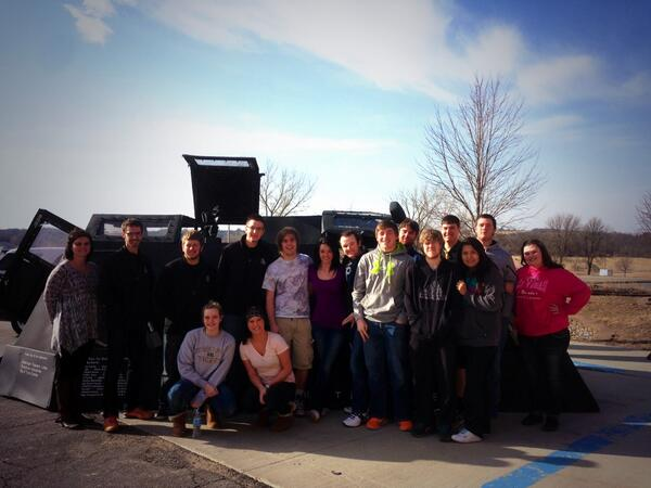 Iowa Storm Chasers Weather Outreach
