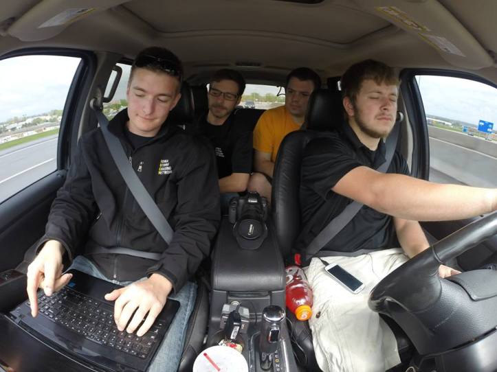 Iowa Storm Chasing Network Chase Team