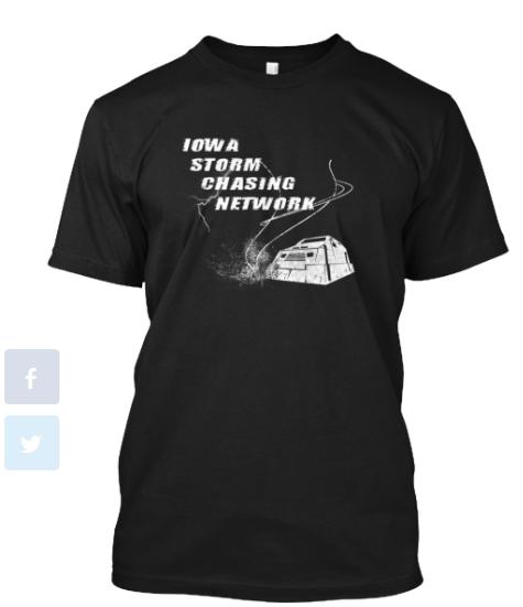 ISCN T-Shirt Sales