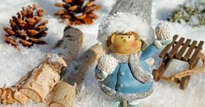 Holdiay Winter Scene Picture