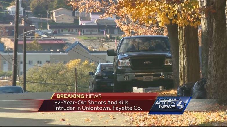 Man, 82, shoots and kills home intruder at 1:30am