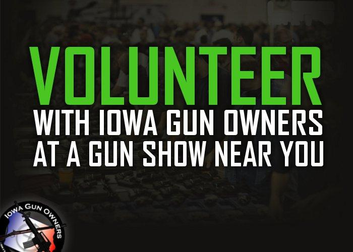 Gun Show Next Weekend – Come on Out!