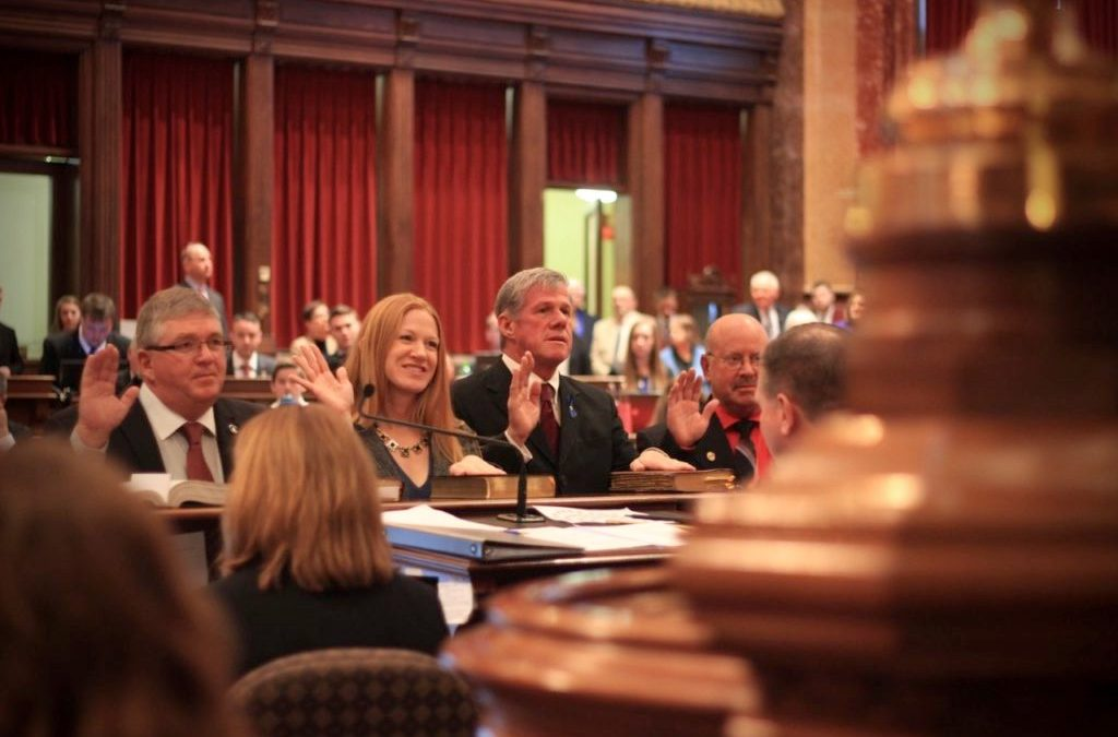 Iowa Senate Democrats: Republicans Doing Our Work for Us!