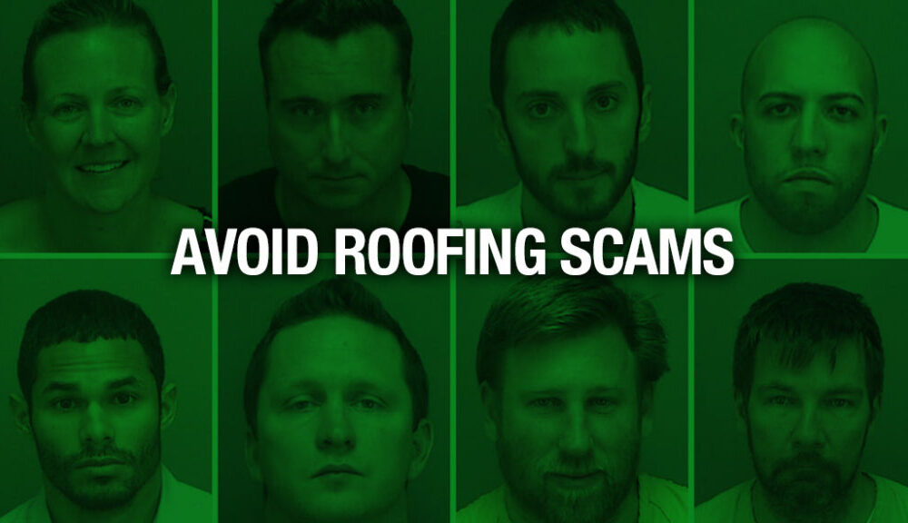 Avoid Roofing Scams