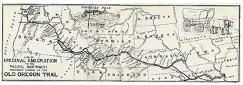 Death Going West: Murder of Apple Grove John Doe 1866 - Iowa