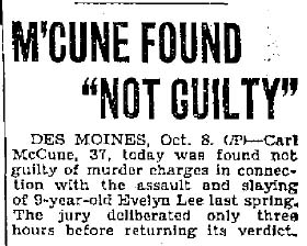 from the Mason City Globe Gazette