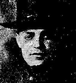 Louis Friedman in his WWI uniform