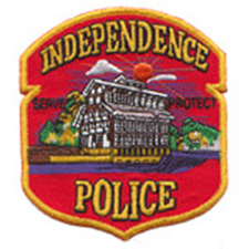 Independence Police Badge (Iowa DPS)