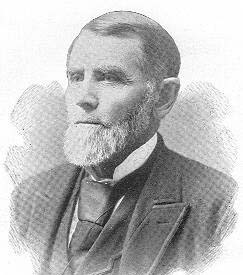 Dr. Henry Ristine (from the History of Medicine in Iowa)