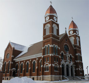 Alton Catholic Church (courtesy of TOM)
