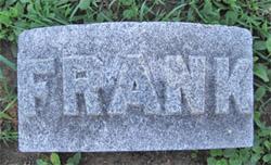 Frank Callahan's headstone, photo by Mustafa