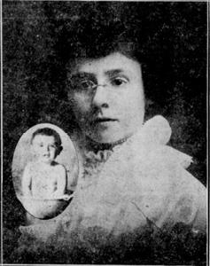 Clara and Bubbles Mellor (Burlington Gazette)