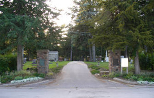 Union Cemetery, photo by Shawn