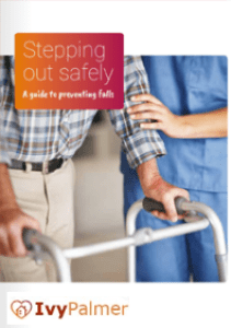 Preventing Falls Guide - Front