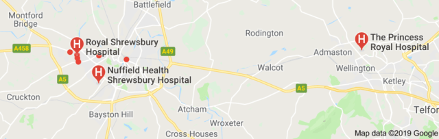 Live in care Shropshire