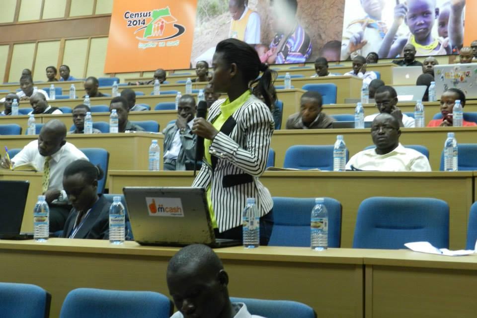 Participants in Uganda IT workshop