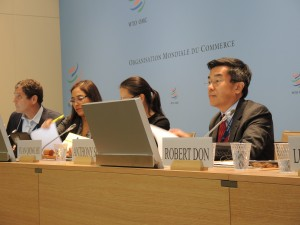 Panellists at UAEM event