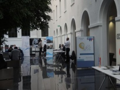 Innovation Fair in WTO Atrium