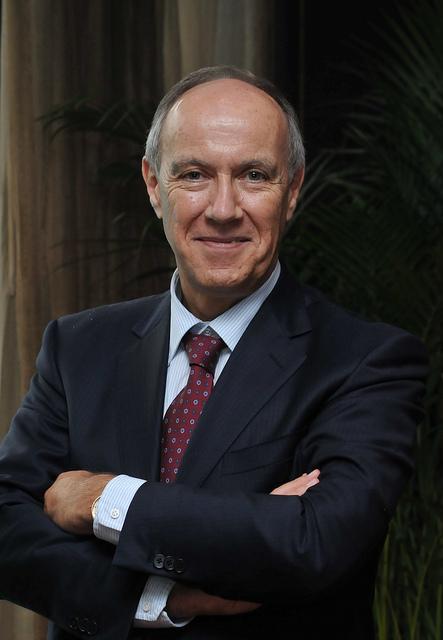 WIPO DG Francis Gurry