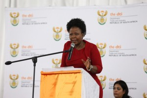 Zodwa Ntuli, DDG, Consumer and Corporate Regulation at DTI