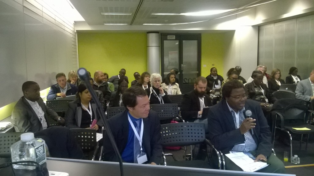 The Conference on Internet Rights, Cultural Development and Balancing Features in South African Copyright Reform