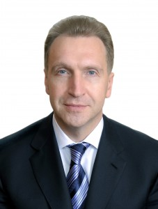 Igor Shuvalov, Russia's first deputy prime-minister responsible for the protection of IP in Russia