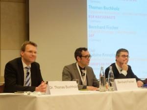 Berlin IP Summit intermediary liability panel