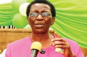 Dr Hannah Kibuuka, lead investigator
