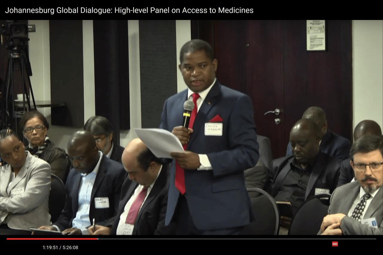 Economic adviser to Malawi President