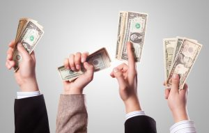 lobbying money talks