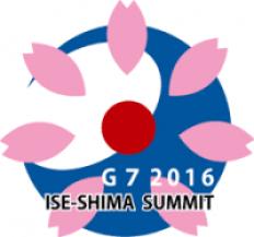 G7 Japan logo
