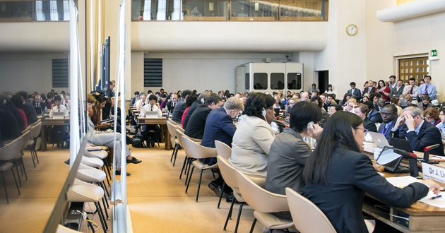 Technical briefing on health in emergencies at this week's WHA