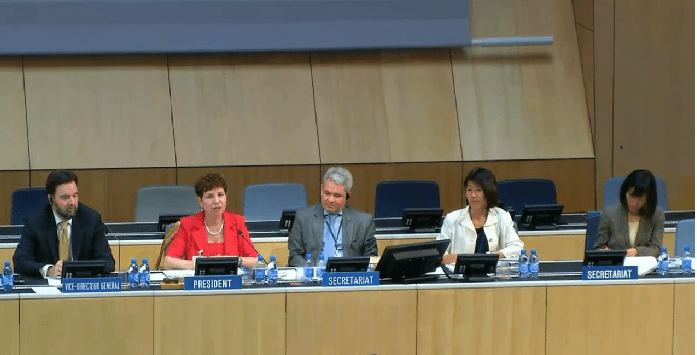 WIPO Standing Committee on the Law of Patents