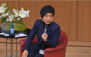 Miranda Risang Ayu Paler, law lecturer and researcher at the Faculty of Law, Padjadjaran University, Indonesia