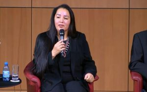 Ann Marie Chischilly, executive director, Institute for Tribal Environmental Professionals at the Northern Arizona University, United States