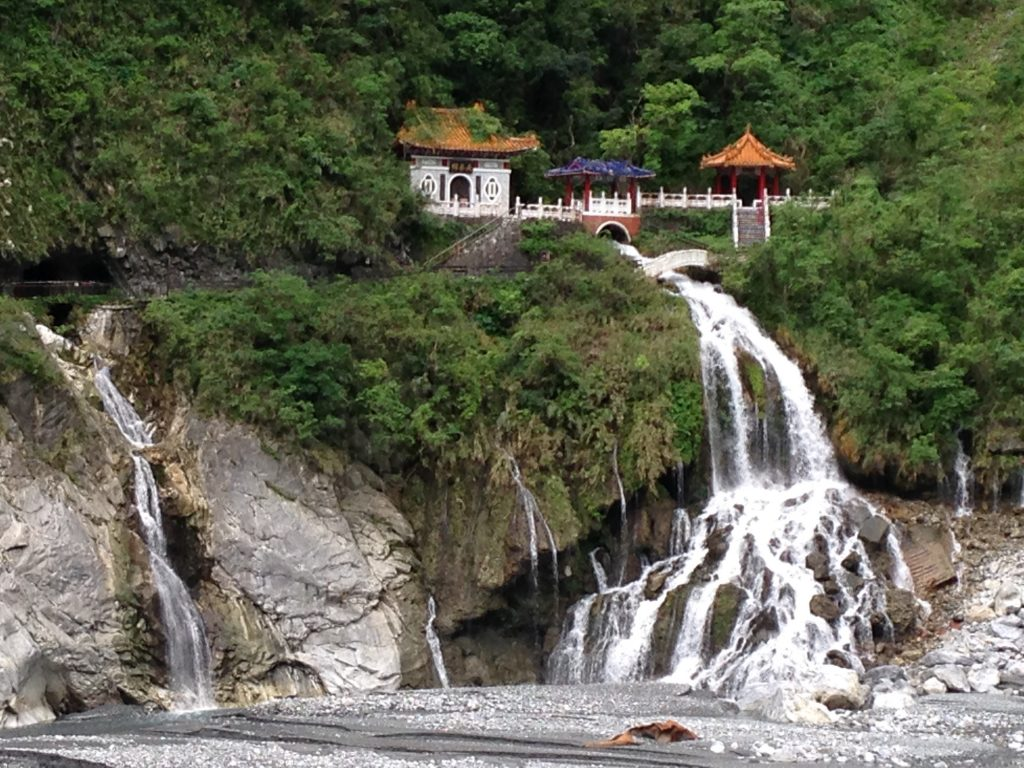 Eternal Spring Shrine, Taroko National Park, Taiwan