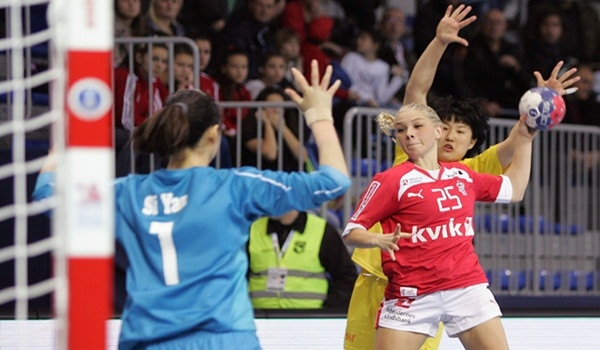 Who will win the Handball World Championship for women in 2019?