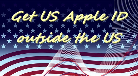 Get access to US Apple Store abroad