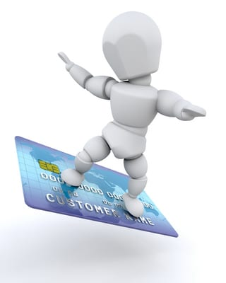 US VISA Card in Europe