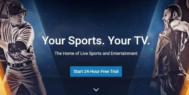 Fubo TV the ultimate football platform