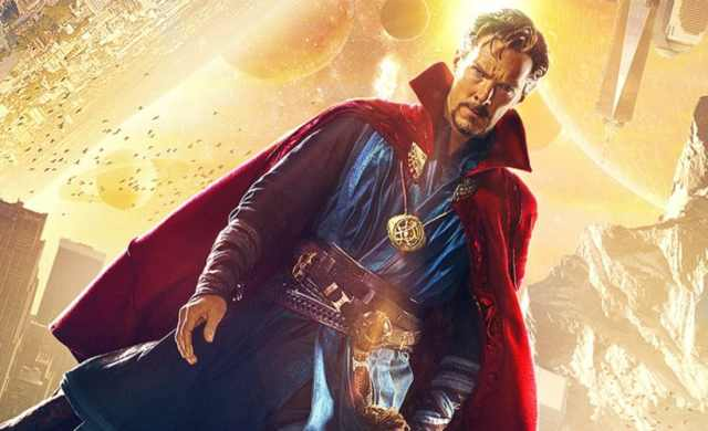 Doctor Strange coming to US Netflix