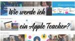 Wie werde ich ein Apple Teacher?